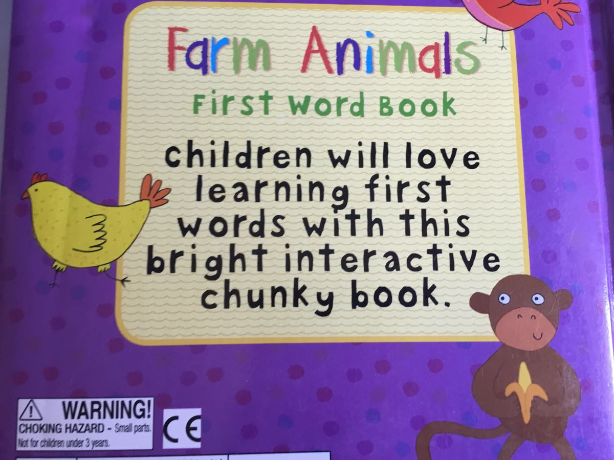 Farm Animals First Word Book Eat Play Read Words C5f055ea 24c4 4e95 892d 6a6163ee4944