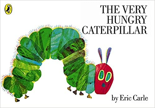 The Very Hungry Caterpillar (Board book) – Eat Play Read